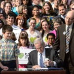 safe schools bill signing