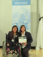 View the album Is the 2013 recipient of the Minnesota State Council on Disability Mentorship Award