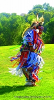 Larry Yazzie and The Native Pride Dancers!